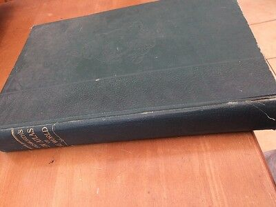 Old / Vintage Book - Harmsworth's - NEW ATLAS OF THE WORLD