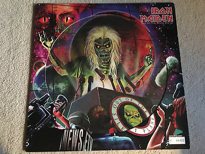 Iron Maiden - Out Of The Silent Planet (EMI,2000) 12'' Picture disc vinyl - NM