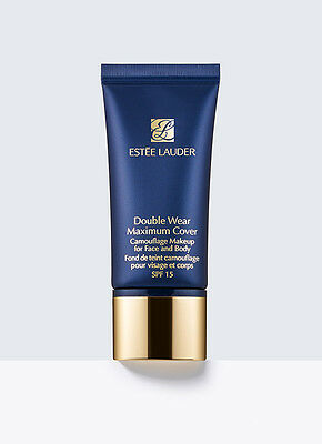 Estee Lauder Double Wear Maximum Cover Makeup 3C4 Medium Deep 30ml