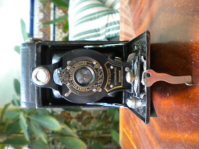 KODAK no2 FOLDING AUTOGRAPHIC BROWNIE