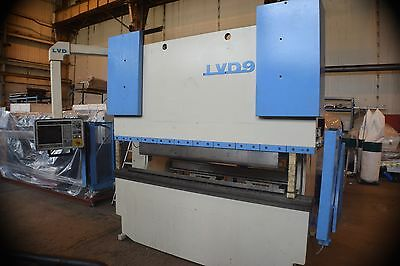 LVD 9 Press Brake 2.5m 80 tonne Bending Capacity