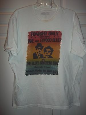 Blues Brothers-Tonight Only-T Shirt-Adult XLarge