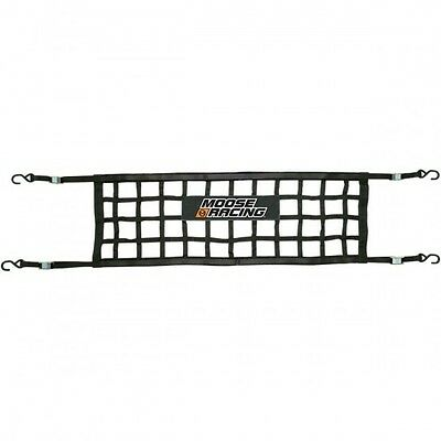 Moto gate load restraint cargo net black... - Moose racing 39200344 (MTO-05-100)
