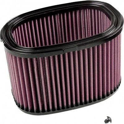 Air filter kawasaki kvf750 - ka-7408 - K & n  10111720 (KA-7408)