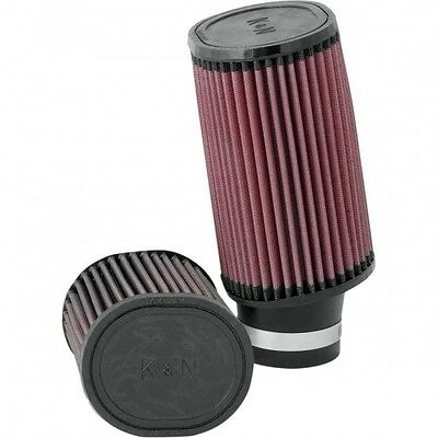 Universal air filter oval straight mikuni - ru-1830 - K & n  10111121 (RU-1830)
