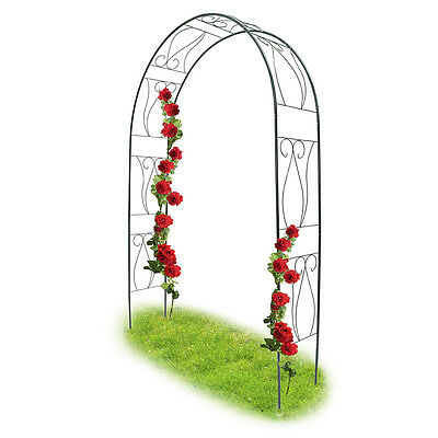 Growth Support for Climbing Plants, 2.33m Tall, Archway, Pergola, Garden Trellis