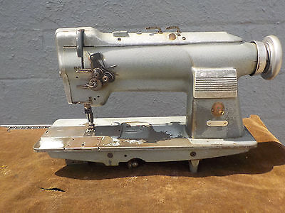 Industrial Sewing Machine Singer 212W140 Two Needle Needlefeed