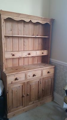 Solid Pine Spice Drawer Dresser