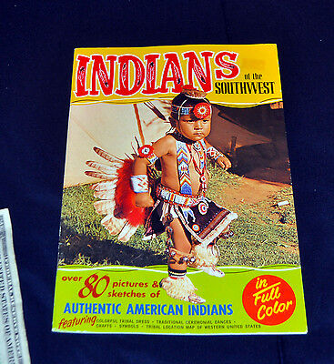 "1950's Rare (& Exploitative!) Southwest Indian Photo Book, w/ ""LITTLE NONNIE"""