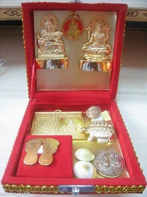 Shree Kuber Dhanlakshmi Varsha Yantra - Energized for Prosperity & Wealth