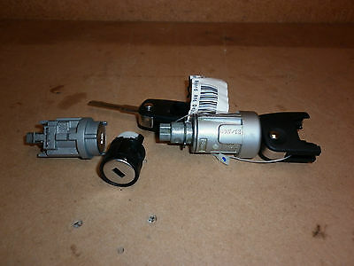 Ford Ignition Barrel Lock Set Territory Sx-Sy New