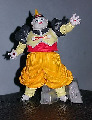 Dragon Ball Z Dg 2 Android 19 Gashapon Bandai Figure Digital Grade
