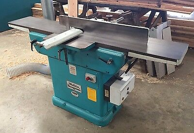 "Wadkin 12"" BFT surface planer with DC brake"
