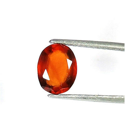 2.80Cts. DAZZLING RAREST NATURAL LUSTER AXINITE GARNET OVAL CUT LOOSE GEMSTONES