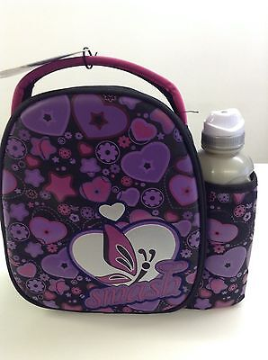 SMASH,  Girls 'Blush' Lunch Bag and 500ml Water bottle