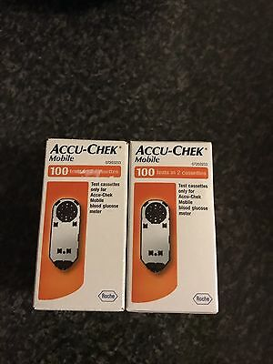 AccuChek Mobile 200 Tests