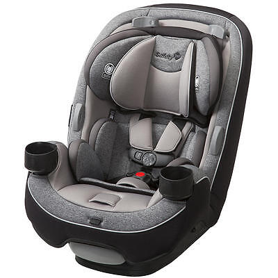 Safety 1st Grow and Go; 3-in-1 Convertible Car Seat - Shadow