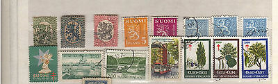 Finnland Finland Suomi Briefmarken stamps lot