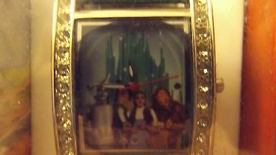 wizard of oz 50th anniversary emerald city watch/rare.sealed.