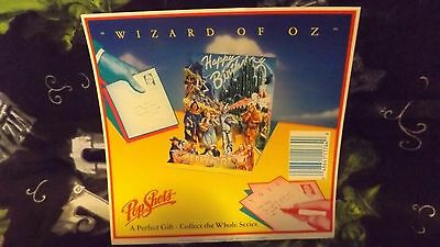 pop shots 3D greeting cards/wizard of oz.