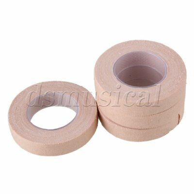4x Chinese Lute Accessory Guzheng Cotton Adhesive Tape Roll Protect Finger