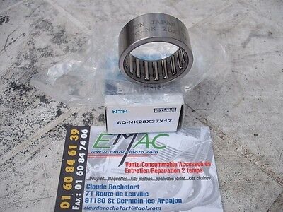 honda 125 rs nx4 roulement bearing 91005-NX4-701 neuf new 8q-nk28x37x17 original