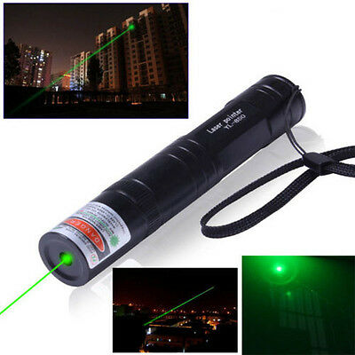 Green Laser Pointer Pen 532Nm 1Mw 850 Powerful Visible Beam Light Lazer Gift