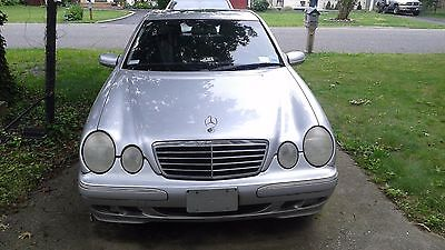 2001 Mercedes-Benz 400-Series  2001 Mercedes-Benz E430