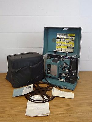 Vintage Bell and Howell Filmosound Specialist Projector GOOD CONDITION USED