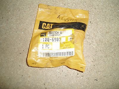 caterpillar parts 100-6903 air pressure switch