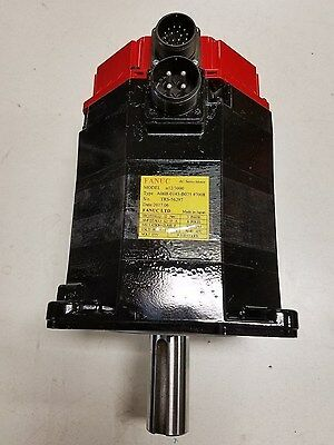 Fanuc A06B-0143-B075#7008 AC Servo Motor - Fully Refurbished