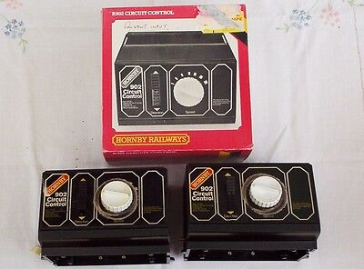 2 Hornby Oo Control Units