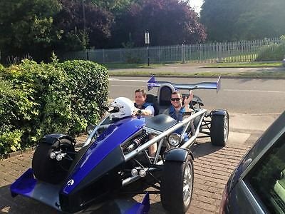Ariel Atom 3 Supercharged Prom hire [BIRMINGHAM ONLY]