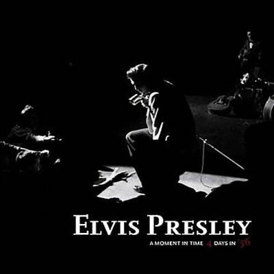 Elvis PresIey - A Moment In Time - 4 Days in '56 - FTD Book - New/ Sealed ONLY 1