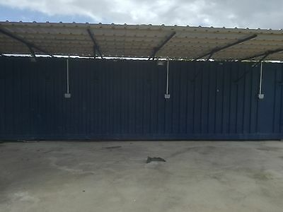 40 FT (12M) Used Shipping Container Very Good Condition Dry And Secure