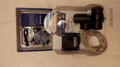 meade deep space camera plus fan and off- axis guider