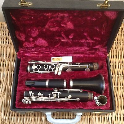 vintage clarinet sheerline foreign