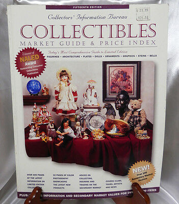 Collectibles Market Guide and Pricing Index 15th Ed Dolls, Plates, Bells & More