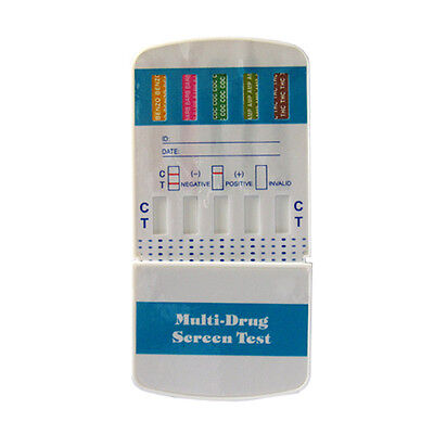 200 Pack 5 Panel Drug Testing Kit - Test for 5 Drugs Home or Work - W554