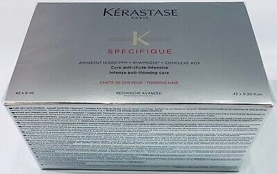 Tratamiento Anticaida Antichute Force R 42 X 6ML Kerastase