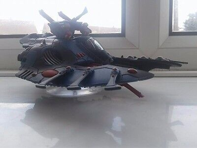 Warhammer 40,000 Eldar Wave Serpent 40k Nicely Painted Grav Tank