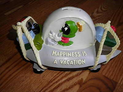 Warner Bros, Ceramic Bank, Marvin Martian and K-9, Happiness is a Vacation, 1994