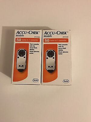 AccuChek Mobile Cassettes 400