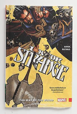 Doctor Strange The Way of the Weird Vol. 1 HC Marvel Graphic Novel Comic Book