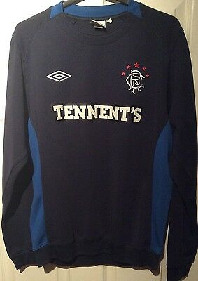 Rangers 2010-11 Training Top Size - Large