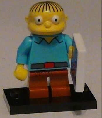 Lego The Simpsons Wave 1 Mini Figure Ralph Wiggum
