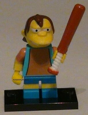 Lego The Simpsons Wave 1 Mini Figure Nelson Muntz