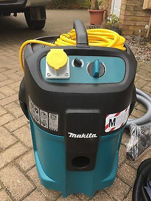 MAKITA 447M Vacuum/Extractor/Hoover 110v**BRAND NEW**Professional Wet & Dry Vac