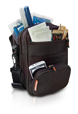 Elite Multi-Compartment Insulin Cool Bag and Diabetic Kit Case