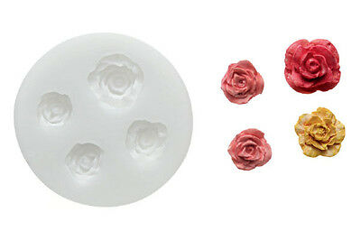 Silikomart Silicone Mould - Roses - Assorted